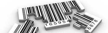 Numbering and barcodes