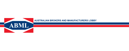 ABML - Australian Brokers and Manufacturers Lobby logo